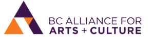 Logo of BC Alliance Arts and Culture