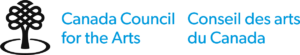 Logo of Canada Councile for the Arts