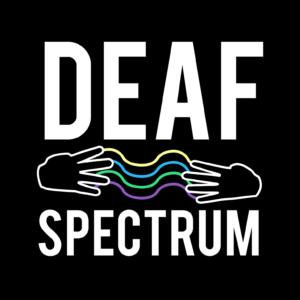 Logo of of Deaf Spectrum